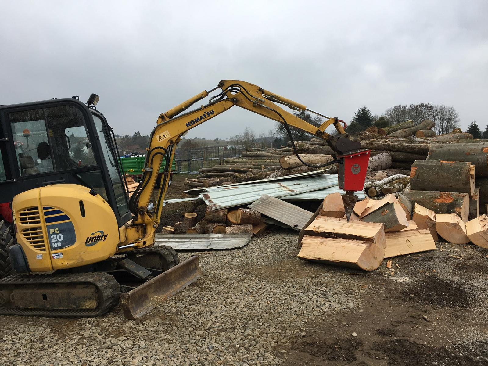 Production de bois